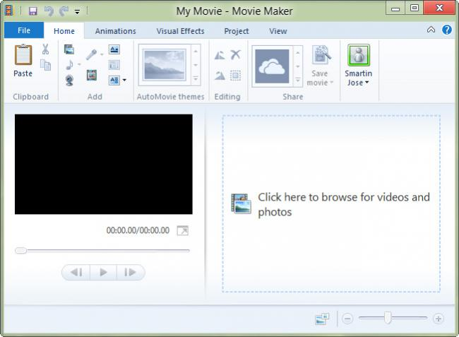 Movie Maker Essentials 2012