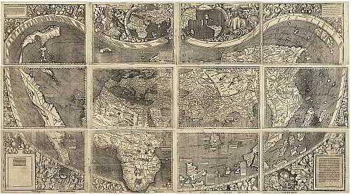 Ooparts: Mapa de Piri Reis
